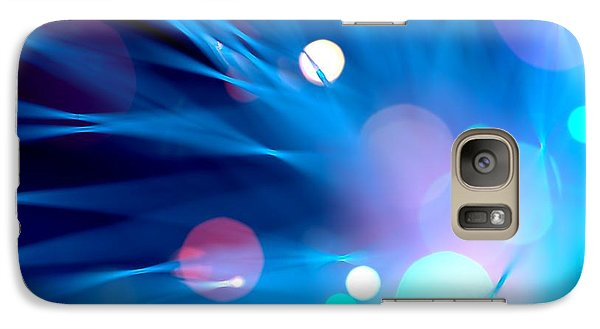 Galaxy Case featuring the photograph Mystery by Dazzle Zazz