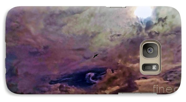 Galaxy Case featuring the photograph Mystery by Roberta Byram