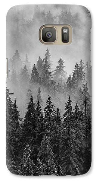 Galaxy Case featuring the photograph Mystic  by Dustin LeFevre
