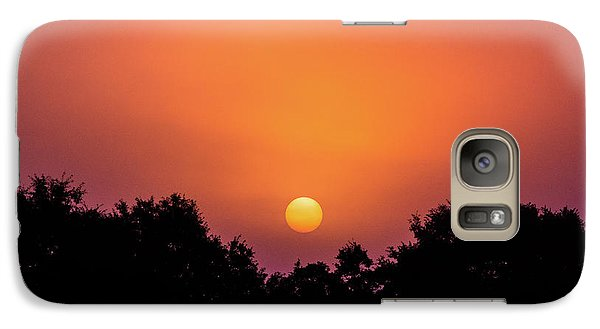 Galaxy Case featuring the photograph Mystical And Dramatic by Shelby Young