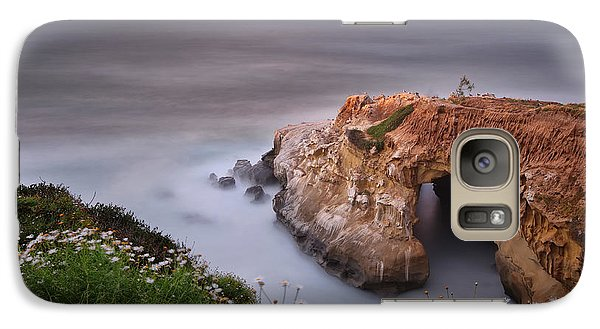 Seagull Galaxy S7 Case - Mystical Cave by Larry Marshall