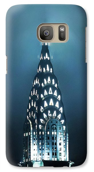 Colours Galaxy S7 Case - Mystical Spires by Az Jackson