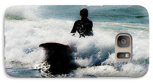 Galaxy Case featuring the photograph Mystical Surf by Tara Lynn
