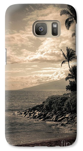 Galaxy Case featuring the photograph Napili Heaven by Kelly Wade