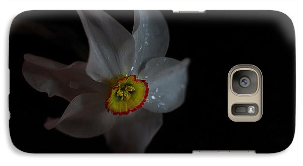 Galaxy Case featuring the photograph Narcissus by Susan Capuano