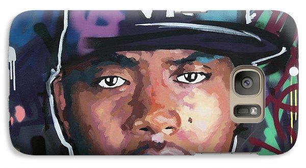 Jay Z Galaxy S7 Case - Nas by Richard Day