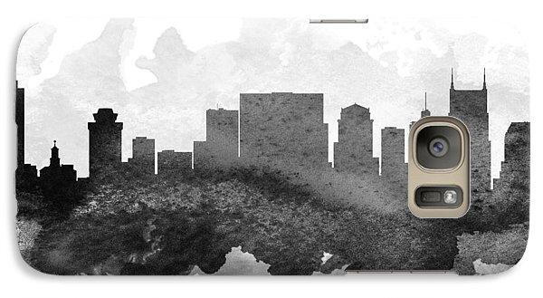 Nashville Cityscape 11 Galaxy S7 Case