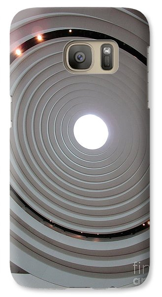 Smithsonian Museum Galaxy S7 Case - National Museum Of The American Indian 2 by Randall Weidner