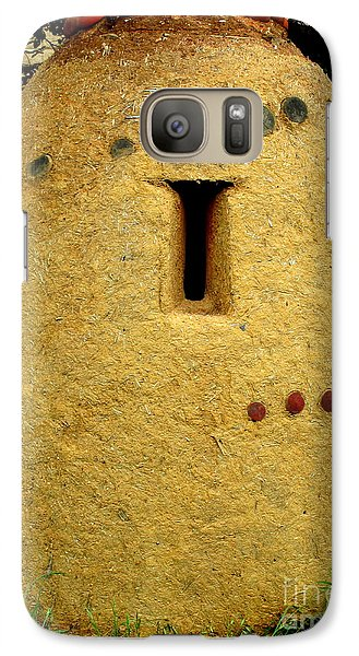Smithsonian Museum Galaxy S7 Case - National Museum Of The American Indian 4 by Randall Weidner