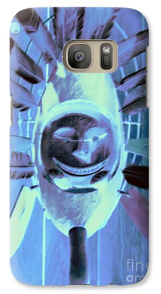 Smithsonian Museum Galaxy S7 Case - National Museum Of The American Indian 9 by Randall Weidner