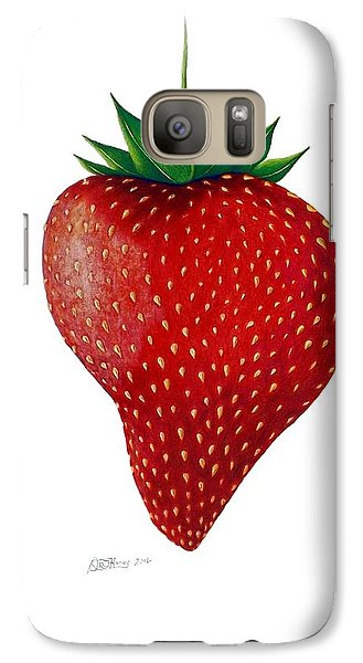Galaxy Case featuring the drawing Natural Beauty by Danielle R T Haney