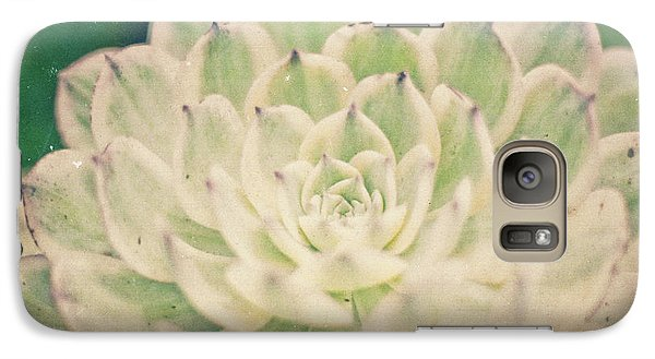 Galaxy S7 Case featuring the photograph Natural Geometry by Ana V Ramirez
