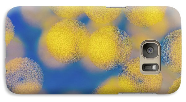 Galaxy Case featuring the photograph Natural Lights by Ari Salmela