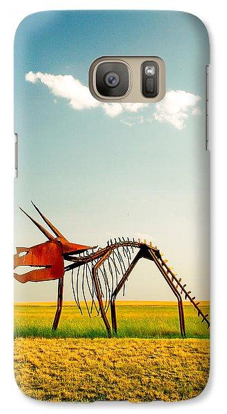Natural Selection Galaxy S7 Case by Todd Klassy