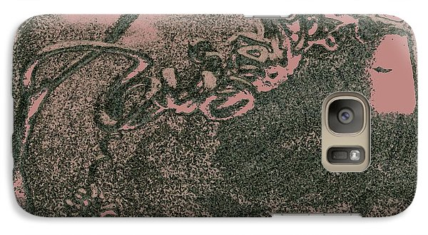Galaxy Case featuring the photograph Nature Art by Kim Henderson