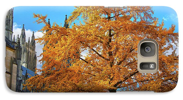 Galaxy Case featuring the photograph Natures Architecture by Mitch Cat