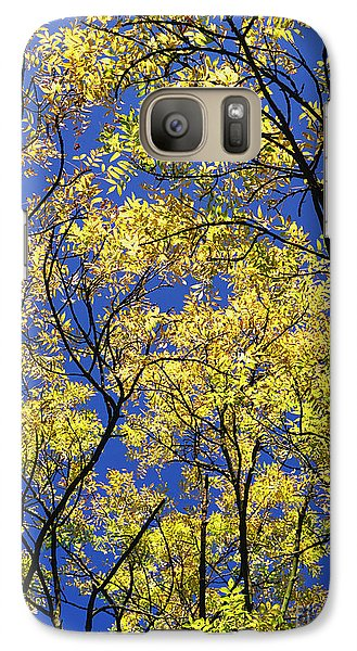 Galaxy Case featuring the photograph Natures Magic - Original by Rebecca Harman