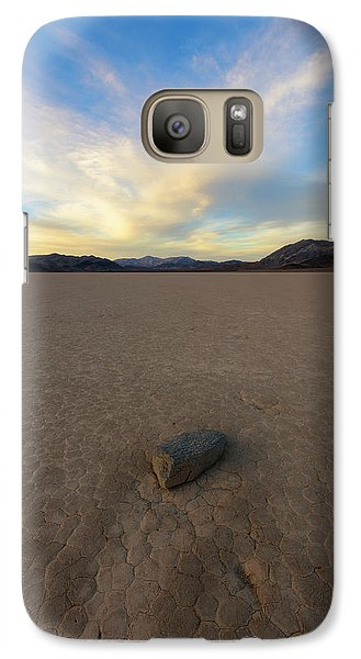 Galaxy Case featuring the photograph Natures Pace by Mike Lang
