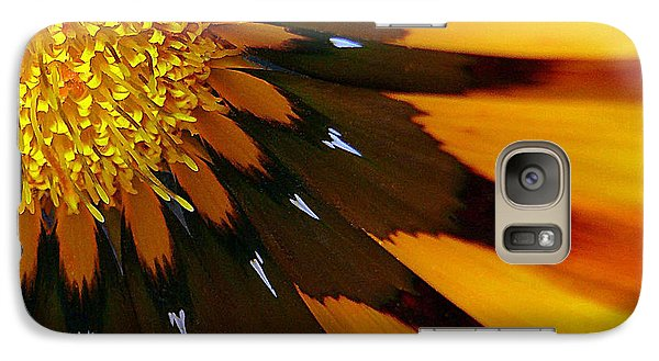 Galaxy Case featuring the photograph Nature's Pinwheel by Marion Cullen