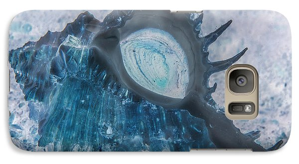 Galaxy Case featuring the photograph Nautical Beach And Fish #13 by Debra and Dave Vanderlaan