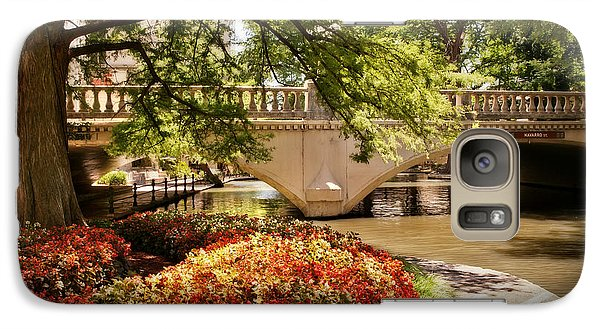 Navarro Street Bridge Galaxy S7 Case