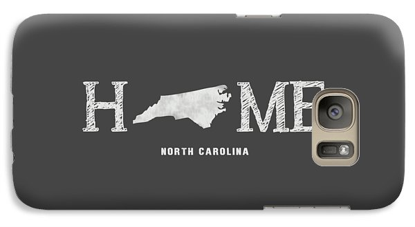 Nc Home Galaxy S7 Case by Nancy Ingersoll