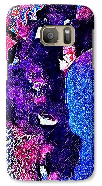 Nearly Time For A Walk Mum Galaxy S7 Case