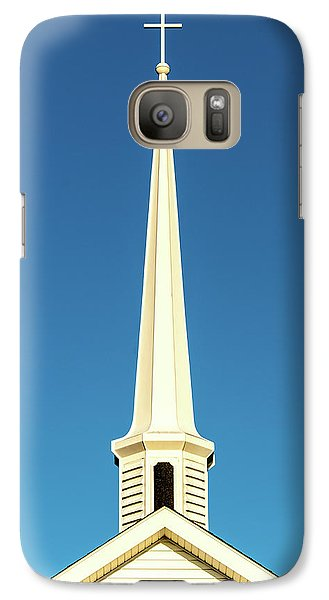 Needle-shaped Steeple Galaxy S7 Case by Onyonet  Photo Studios
