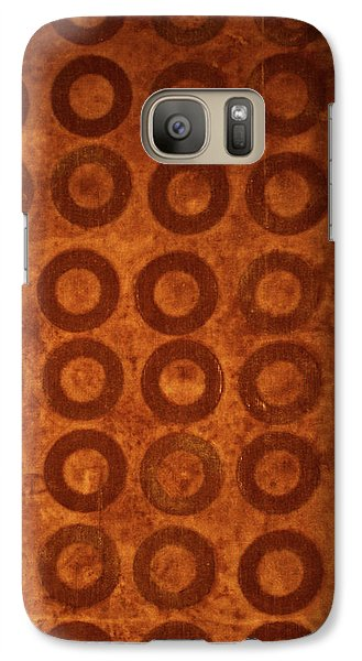 Galaxy Case featuring the photograph Negative Space by Cynthia Powell