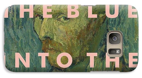 Neil Young Art Print Galaxy S7 Case