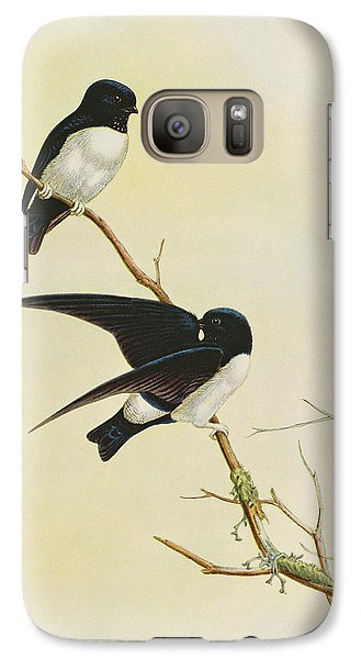 Nepal House Martin Galaxy S7 Case