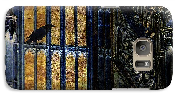 Galaxy Case featuring the photograph Nevermore by LemonArt Photography