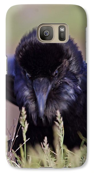 Galaxy Case featuring the photograph Nevermore by Todd Kreuter