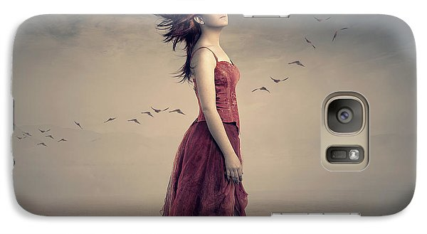 Magician Galaxy S7 Case - New Beginnings by Johan Swanepoel