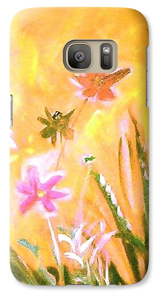New Daisies Galaxy S7 Case