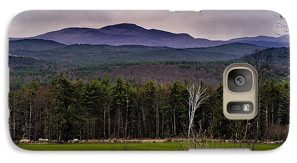 Galaxy S7 Case featuring the photograph New England Spring In Oil by Mark Myhaver