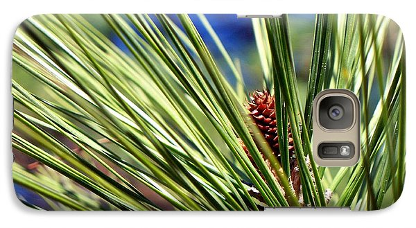 Galaxy Case featuring the photograph New Life by Betty Northcutt