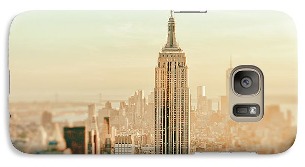 New York City - Skyline Dream Galaxy S7 Case