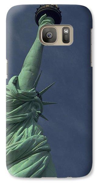 New York Galaxy S7 Case