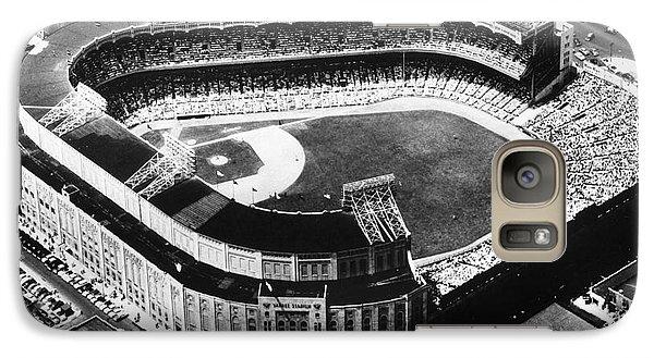 New York: Yankee Stadium Galaxy S7 Case by Granger