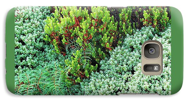 Galaxy Case featuring the photograph New Zealand Flora by Michele Penner