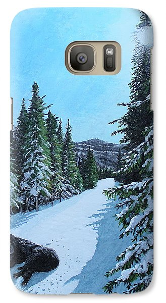Newfoundland In Labrador II Galaxy S7 Case