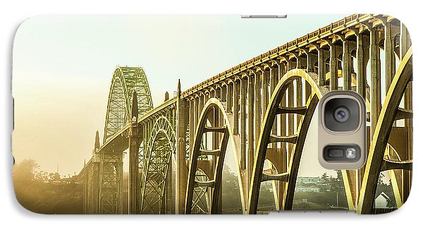 Newport Bridge Galaxy S7 Case