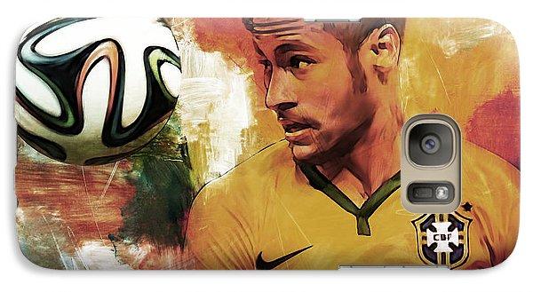 Neymar 05d Galaxy S7 Case by Gull G
