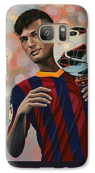Neymar Galaxy S7 Case