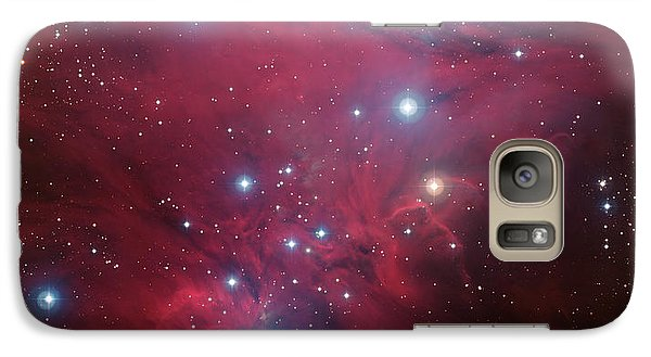 Galaxy Case featuring the photograph Ngc 2264 And The Christmas Tree Star Cluster by Eso