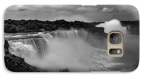 Galaxy Case featuring the photograph Niagra Falls by Jason Moynihan