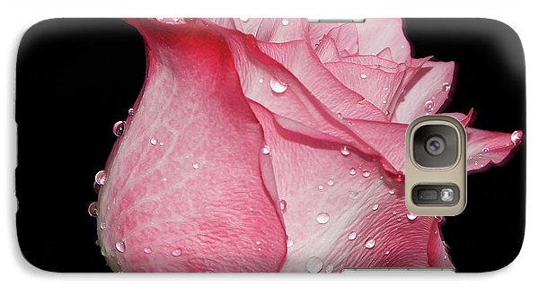 Galaxy Case featuring the photograph Nice Rose by Elvira Ladocki