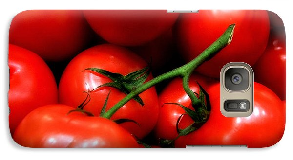 Galaxy Case featuring the photograph Nice Tomatoes Baby by RC DeWinter