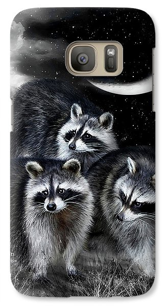Night Bandits Galaxy S7 Case